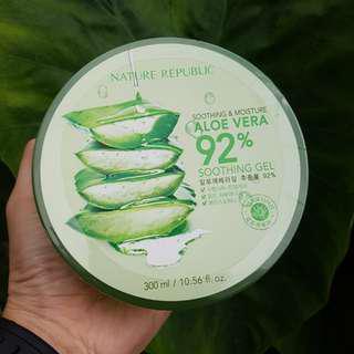 Aloe Vera 100% Original