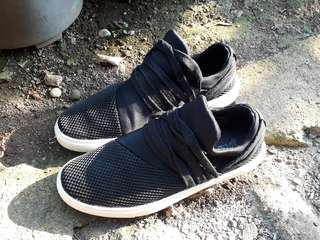 Black Sneakers Brash by Payless