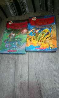 Geronimo stilton fantasy book