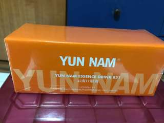 BNIB Yun Nam Essence Drink 851