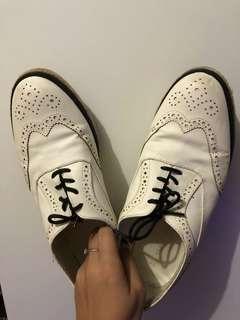 Wingtip Docmart New Look Shoes