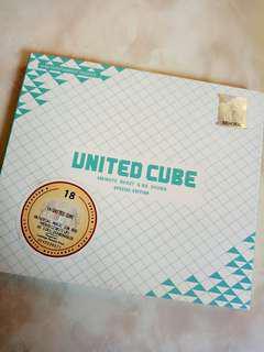 UNITED CUBE 4MINUTE BEAST GNA HYUNA