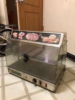 食物保溫箱 麵包 炸雞腿