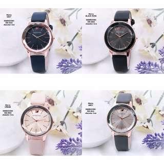 Jam tangan swarovski