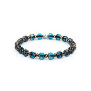 Glass Bead – Blue