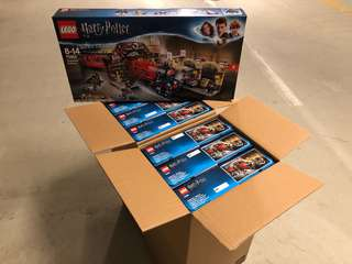 RESERVED: <DEREK> Lego Harry Potter Hogwarts Express 75955