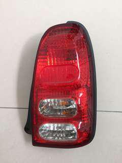 Kelisa real brake light (right)