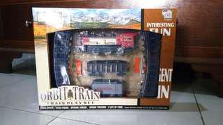 Orbit Train Playset