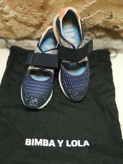 Bimba Y Lola - Navy Glitter