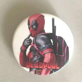 ⛩deadpool badge