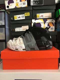 Nike uptempo tri colourway us 11