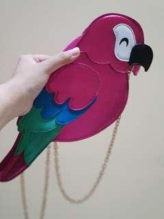 Primark Atmosphere Parrot Sling Bag