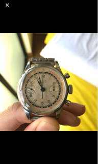 Vintage MYR chronograph