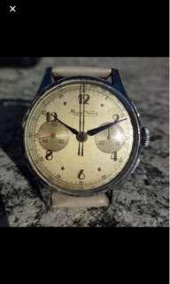 Vintage chronograph 50s era