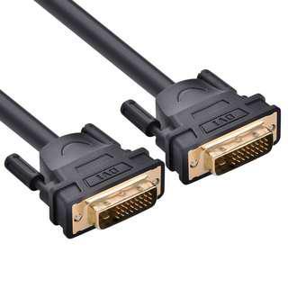 DVI-D Dual Link 24+1 Cable