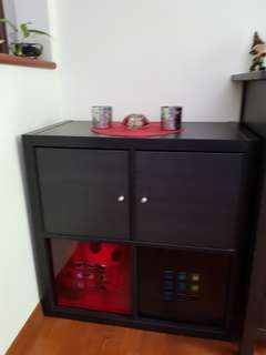 Cabinets - with drawers