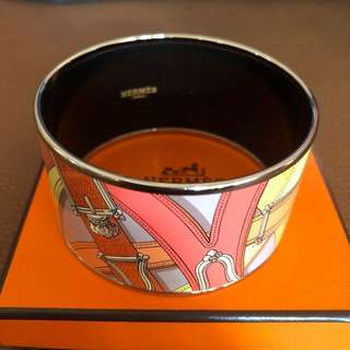 Authentic Hermes Bangle