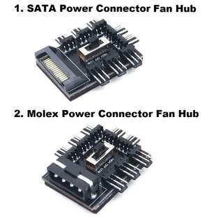 8 In 1 Fan Hub