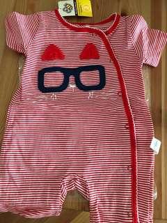 Baby bodysuit BB夾衣#GOGOVAN50