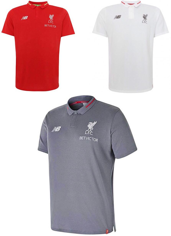 18 19 Liverpool FC Polo shirts 5f7839e4b