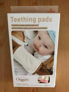 I-Angel Organic Teething Pads揹帶咬咬巾#GOGOVAN50