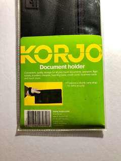 Korjo Travel Document Holder