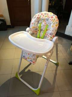 High Chair / Baby Chair Mothercare