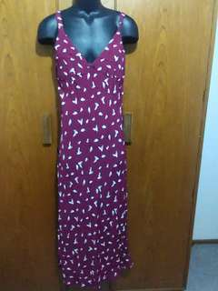 Soft maxi dress