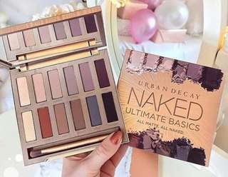 Naked urban decay ultimate