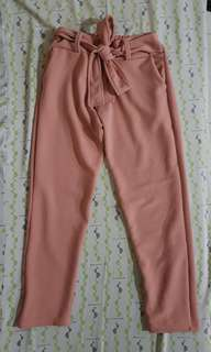 Ankle-length Candy Pants