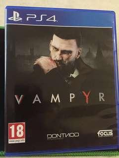 Vampyr 吸血鬼