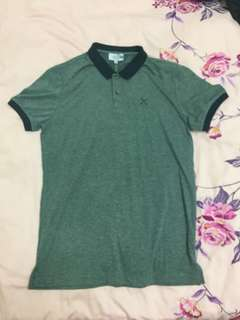 Two Buttons Polo TShirt