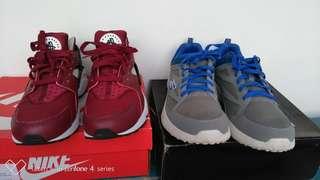 🔵Nike Huarache gratis 1 sneaker