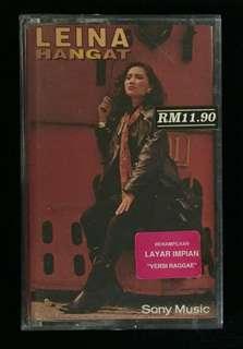 LEINA - Hangat 1993 Sony Music Cassette