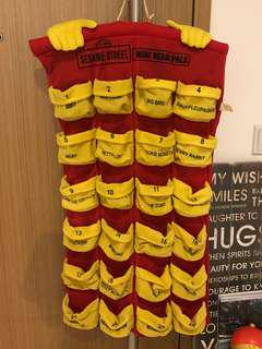 McDonald's sesame st full set