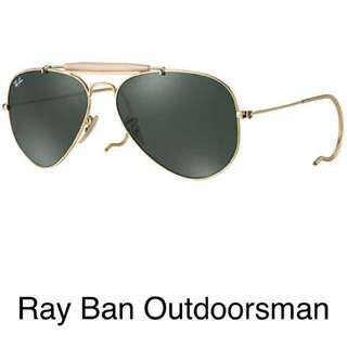 Ray-Ban Outdoorsman G-15 Lens
