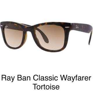 Ray-Ban Wayfarer