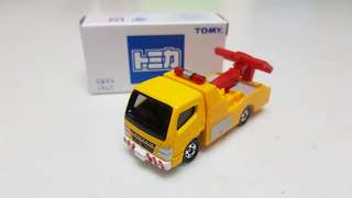 Tomica Tow Truck yellow