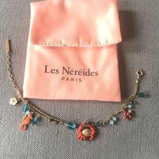 Les nereides 海洋 ocean collection bracelet