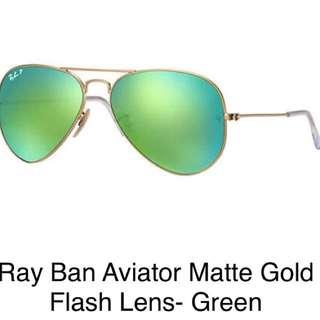 Ray-Ban Flash Lens