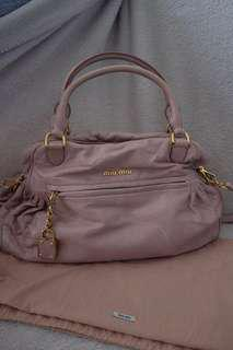 Miu miu 2way Bag