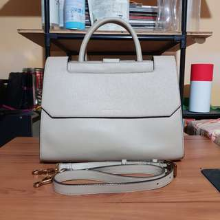 Charles & Keith Structured Bag