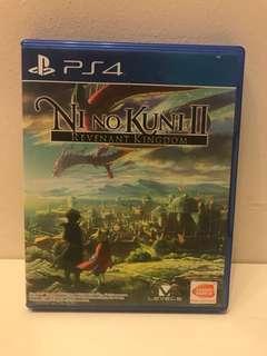 PS4 Ni No Kuni 2