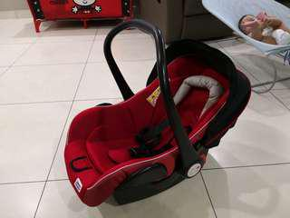 Sweet Cherry Carrier Car Seat