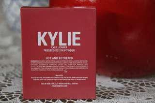 Kylie Cosmetics pressed powder blush