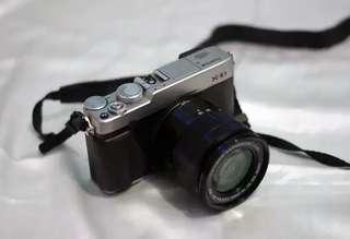 Camera Mirrorless Fujifilm X-E1