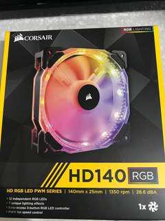 Corsair HD140 RGB 140mm Case Fan