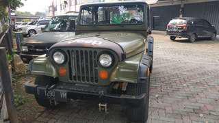 Jeep CJ7 laredo 1983