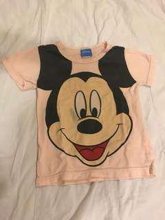 🚚 Disney 米奇T恤