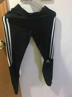 adidas 運動褲 yoga褲 修身 leggings